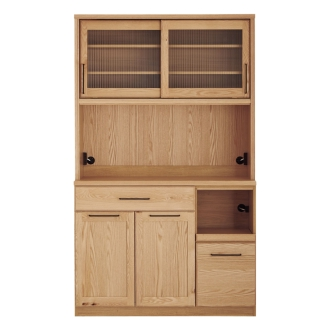 Orgue/オルグ天然木キッチン キッチンボード 幅120cm