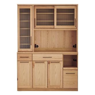 Orgue/オルグ天然木キッチン キッチンボード 幅140cm