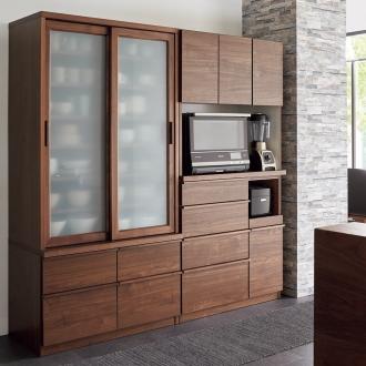 Elno/エルノ キッチンシリーズ キッチンボード 幅90cm