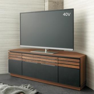 AlusStyle(アルススタイル) リビングシリーズ コーナーテレビ台 幅119.5cm