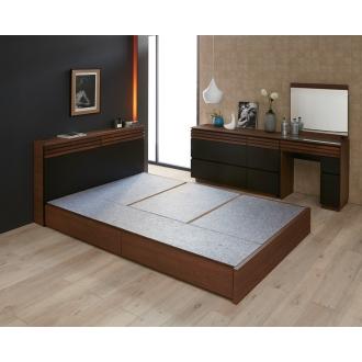 ディノス オンラインショップセミダブル・フレームのみ(Alus Style ベッド)