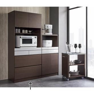 FMキッチンシリーズ キッチン家電収納ボード 幅80.5cm