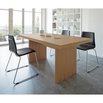 Multi マルチダイニングテーブル パネルレッグタイプ 幅160cm