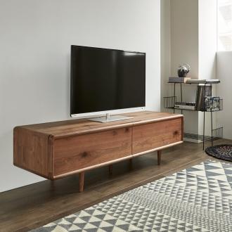 Pollan/ポラン リビングボード ウォルナット テレビ台 幅160cm
