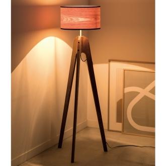 ディノス オンラインショップLORENZ/ロレンツ 天然木フロアランプ LED