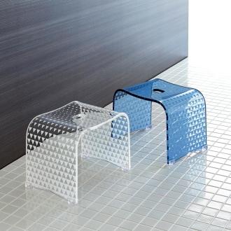 Triangle acrylic bus chair M