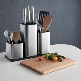 Joseph Joseph / Joseph Joseph tool stand and cutting board set