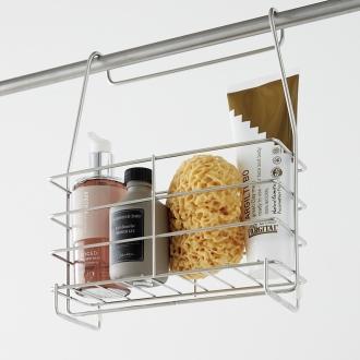 Stainless steel shampoo basket / bathroom for shampoo rack