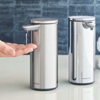 simplehuman sensor soap dispenser
