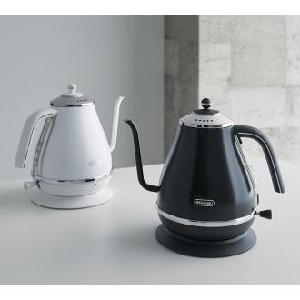 DeLonghi / DeLonghi Aikona drip electric kettle.