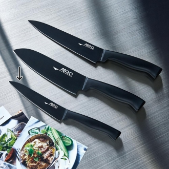 Super fluorine knife series Petty knife
