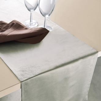 约35×240厘米(防水处理色调皮革桌布和流道浇道)