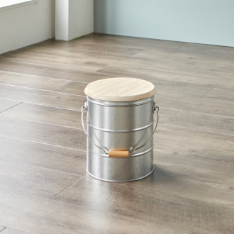 OBAKETSU / Obaketsu cypress for rice bin 5kg of the lid