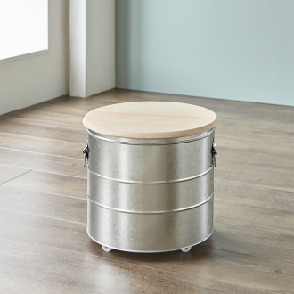 OBAKETSU / Obaketsu cypress for rice bin 20kg of lid