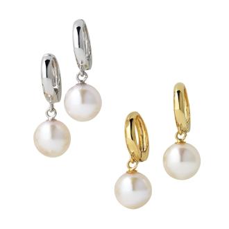 K18-K14 7 mm Akoya pearl peering