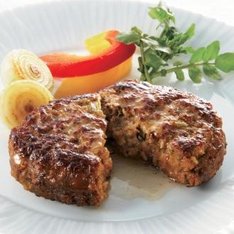 ディノス オンラインショップ落合務シェフ監修 香味野菜と牛肉のハンバーグ (150gx8個)