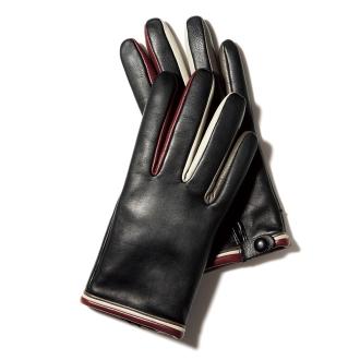 手套/格羅夫斯多色手套(意大利製造)