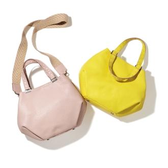 ARCADIA /阿卡迪亚圆形式2WAY袋(意大利制造)