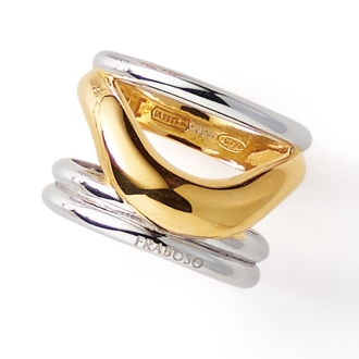 FRABOSO / Furabosso SV color combination ring (made in Italy)