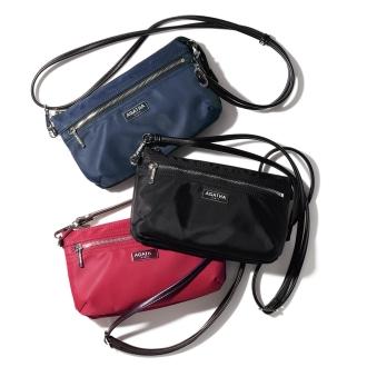AGATHA PARIS / Agata Paris wallet function with a shoulder bag