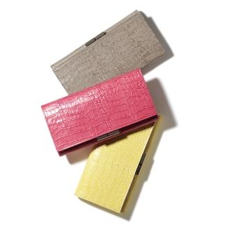 Croco Press mouthpiece wallet