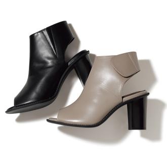 Booties sandals