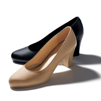 Plain Comfort Pumps