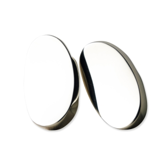 entiere / Antiere SV椭圆形耳环