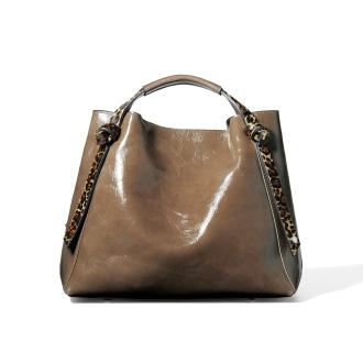 羅伯塔·甘多爾菲/羅伯塔·甘多爾菲軟琺瑯2WAY袋(意大利製造)