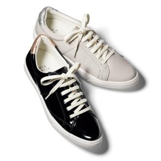 MIO NOTIS / Mionotisu soft enamel sneakers