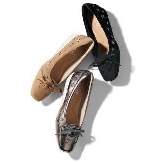 MODE ET积歌蒙Jacomo /模式等贾科莫(制造)低楔运动鞋泵