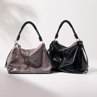 NUOVA STELLA / Nuovasutera设计手柄2WAY袋(意大利制造)