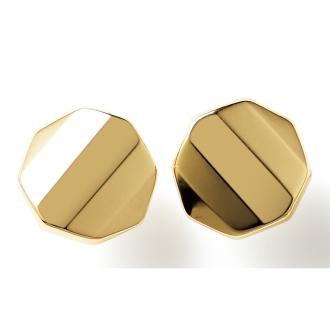 K10的體積設計耳環
