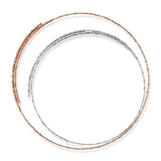 K18 オメガ デザイン ネックレス