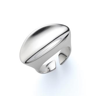 UNOAERRE/ウノアエレ SV デザイン リング(イタリア製)
