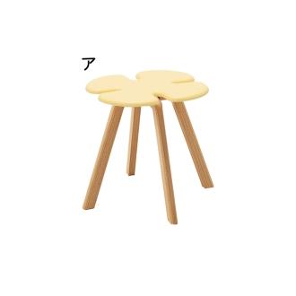 クローバースツール 小(T-3129)【天童木工・デザイナーズ家具】