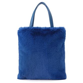 A-朱莉/ Ajori假皮草手提包