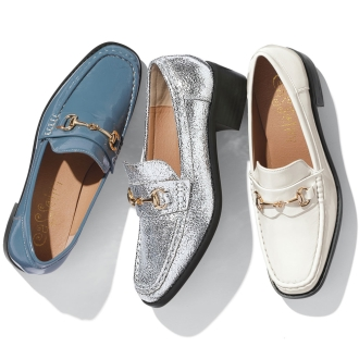 casselini / Kyaserini搪瓷便鞋