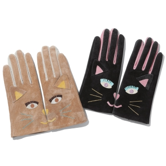 Glove fit of casselini / Kyaserini cat