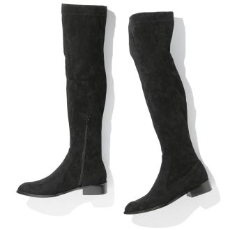 JETEE / Jute knee on knee high stretch boots