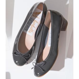 farfalle / farfalle芭蕾舞鞋後跟3厘米