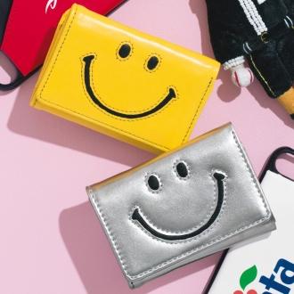 CONTROL FREAK/コントロールフリーク スマイルミニ財布
