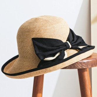 卡林/卡林UV削減耐洗色帶帽子