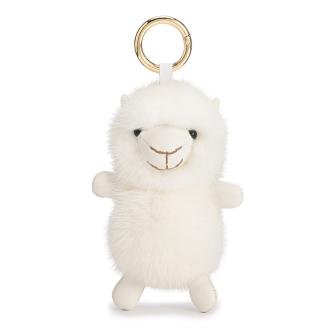 Mink fur alpaca Charm