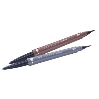 One one brush eyebrow pencil 2WAY keep