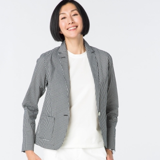 COOLMAX(R) テーラード シャツジャケット
