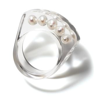 尼科設計/尼科設計珍珠設計環