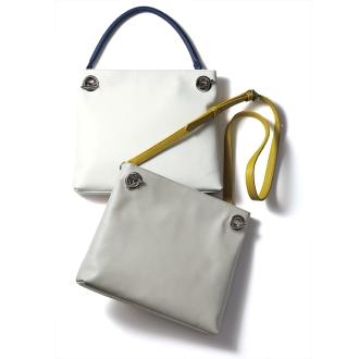 4WAY by color clutch bag