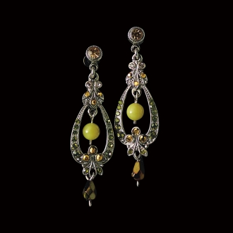 AMARO / Liqueurs design Long Earrings