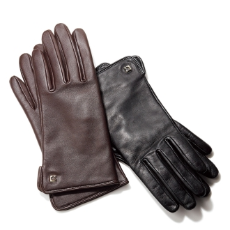 GHERARDINI / Gherardini leather gloves